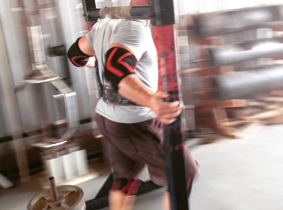 10 Week Deadlift Domination – Starting Strongman