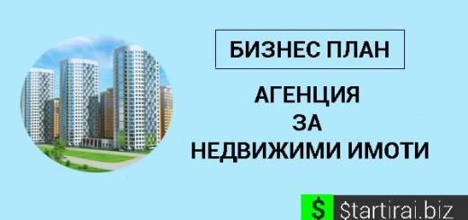 Отваряне на агенция за недвижими имоти