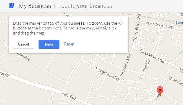 ทำเว็บติดอันดับค้นหาหน้าแรก Google ไม่กี่วันด้วย Google My Business ของดีที่เว็บมีหน้าร้านควรสมัคร