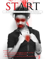 Front cover of Issue 003