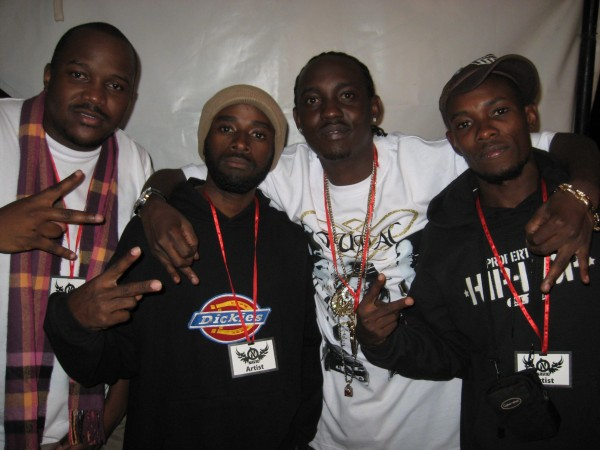 Does luga-flow symbolize Ugandan hip-hop / rap music