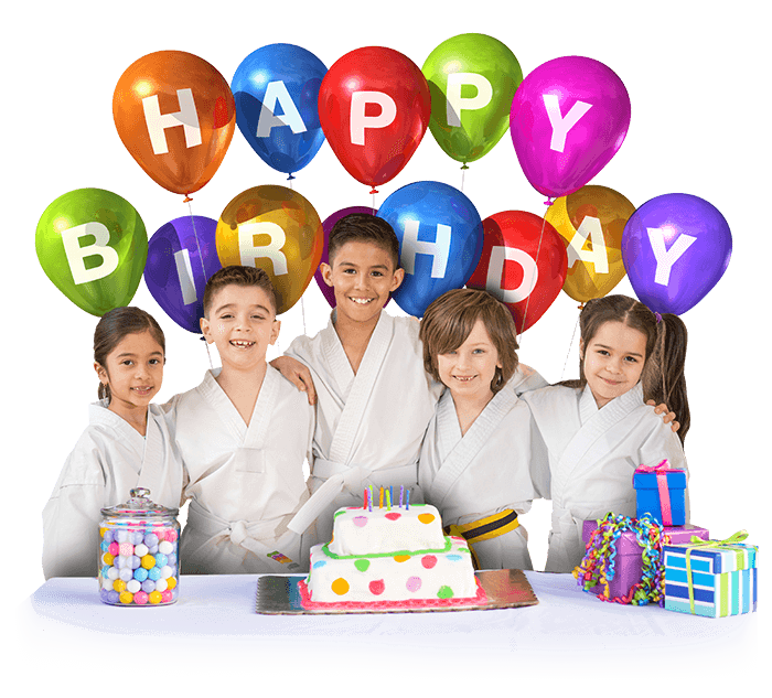 star martial arts birthday