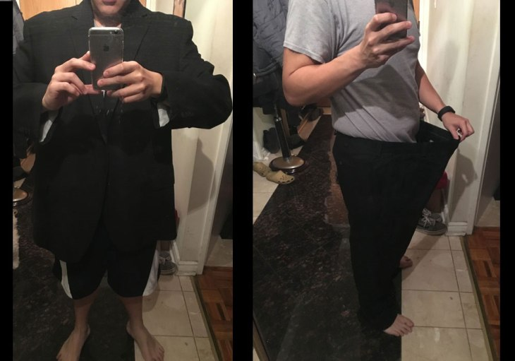 Keto Weight Loss Pictures