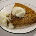 Easy Low Carb Pumpkin Pie Recipe