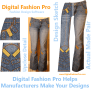 Fashion Design Software Digital Fashion Pro Design