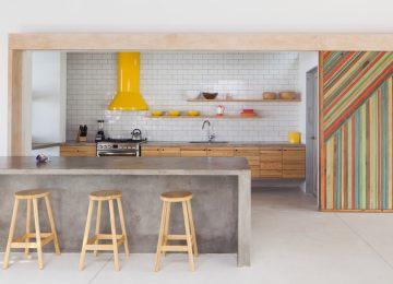 Cucine In Muratura Moderne Immagini | 50 Foto Di Cucine In Muratura ...