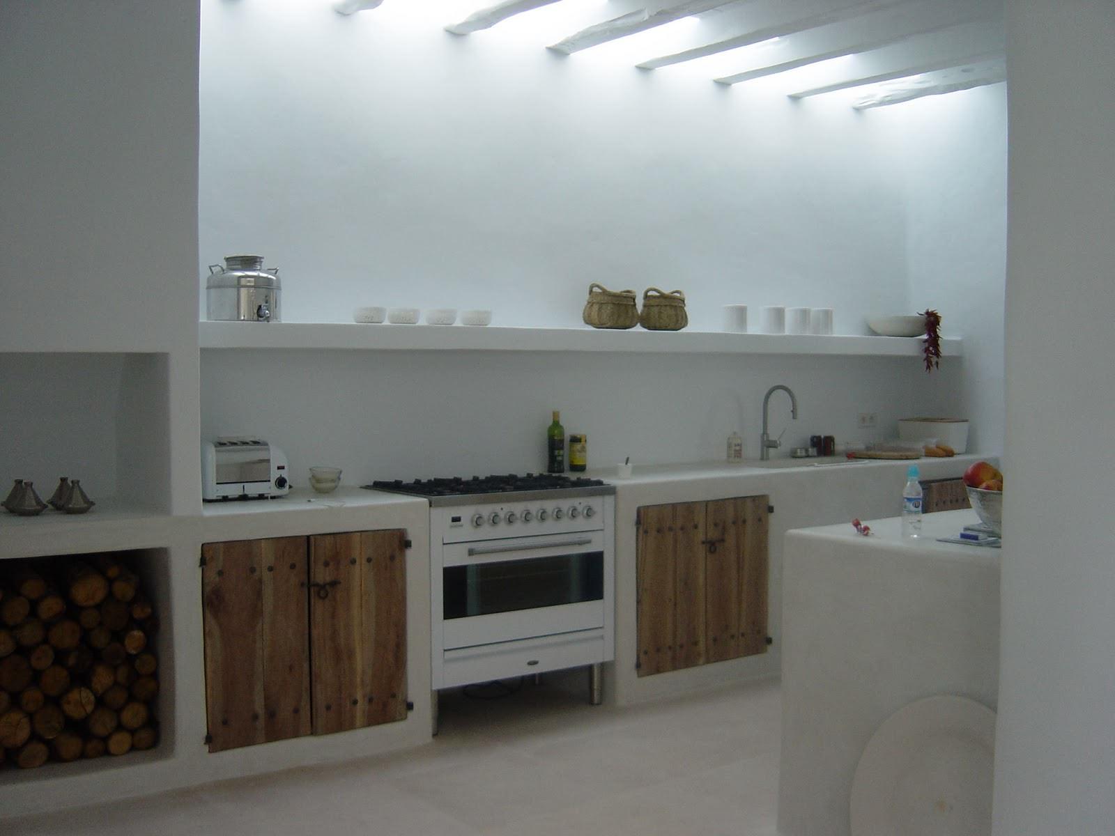 Cucine Incassate In Muratura | Cucine Incassate Trendy Cucina In ...
