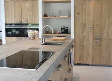 Cucina In Muratura Lecce | Costruire Cucina In Muratura Moderna With ...
