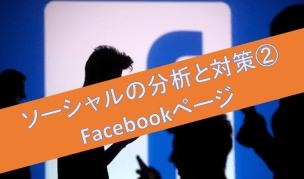 Facebookページ分析
