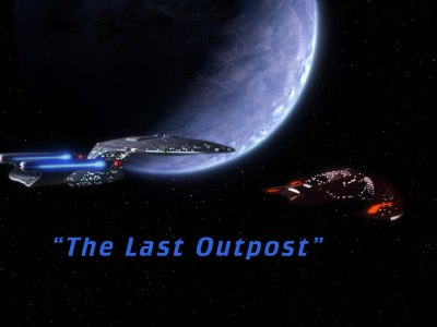 "Star Trek: The Next Generation S01E05 ""The Last Outpost"""