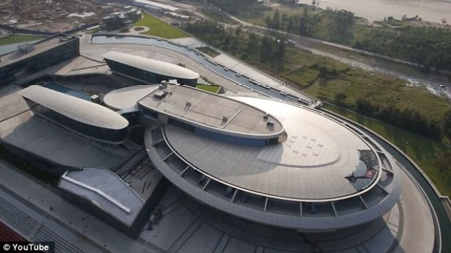 star trek-huset