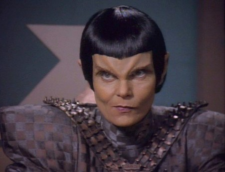 tng face of the enemy