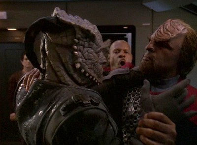 ds9 to the death