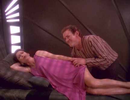 ds9 looking for 5