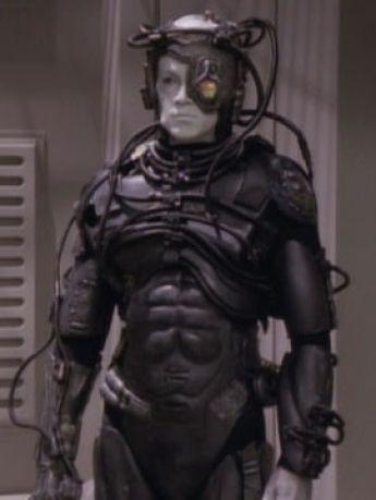 Borg boy.