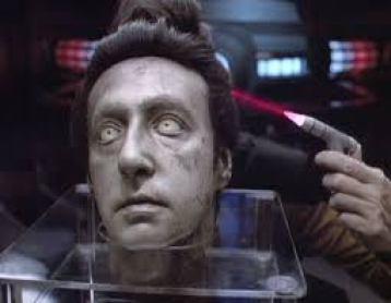 Devidian decapitated head.