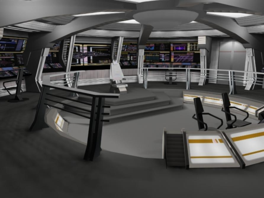 Uss Prometheus Ready Room