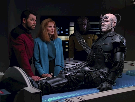 Star Trek: The Next Generation episode guides - All TNG episodes rated. reviewed