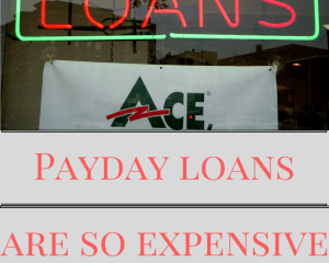 Payday Loans Dont Use Them The Art Of Frugal Living