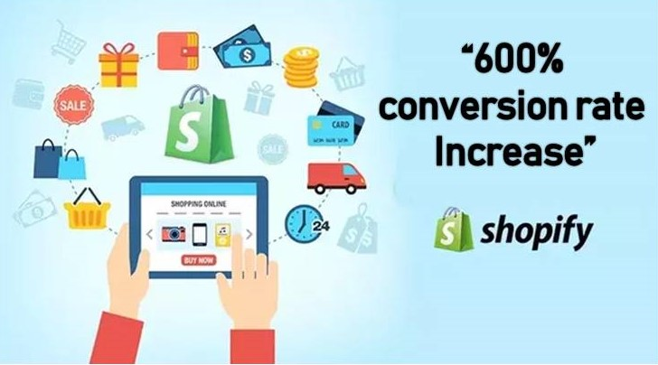 increase shopify conversion rate