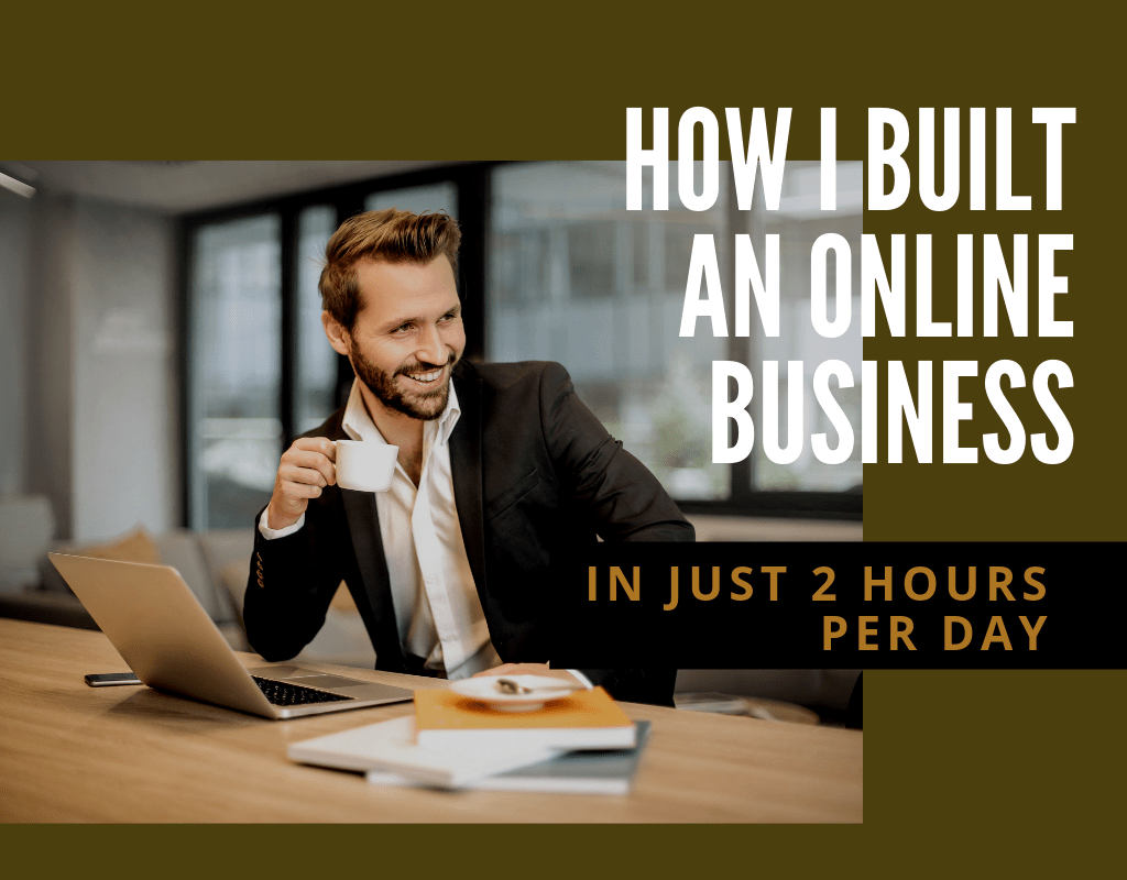 Building an online store in 2 hours per day