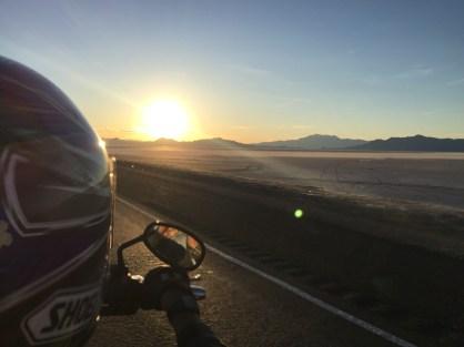 Stay Wild-Bonneville Salt Flats
