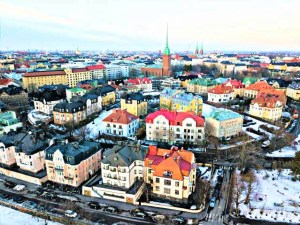 Finland- the cold winter and affordable study abroad for international students