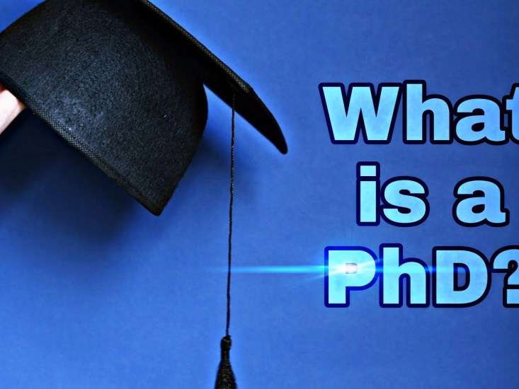 What is a Ph.D.?