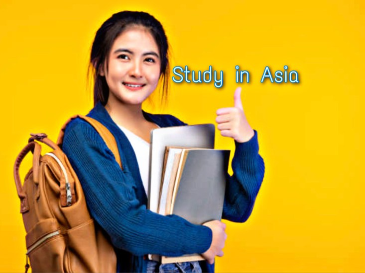 Study in Asia