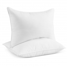 Beckman Hotel Collection Gel Pillow - Best Pillows for Neck Pain