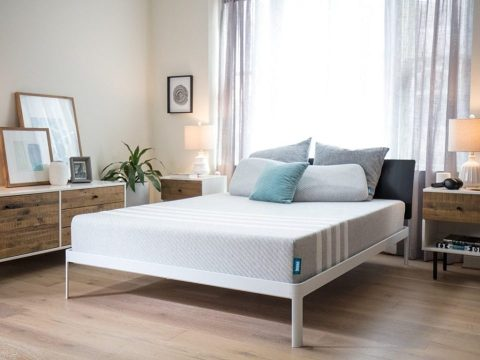 Leesa - Best Mattresses for Back Pain