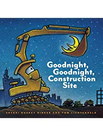 Goodnight, Goodnight Construction Site  - Importance of Bedtime Reading for Kids