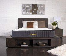 TitanFlex - Best Mattresses for Heavy People