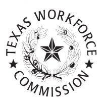 Texas Workforce Commission Logo and Link to Website