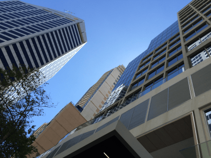 234 Sussex and Darling Park South Tower