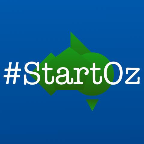 #StartOz hashtag movement