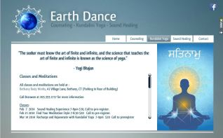 Earth Dance