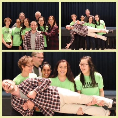 Mental Health awareness week at Mayfield SS