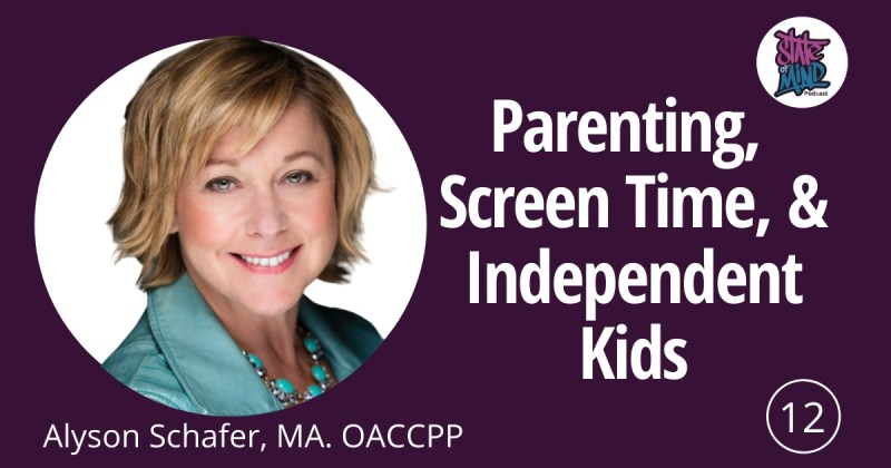 Alyson Schafer - Parenting, Screen Time & Independent Kids