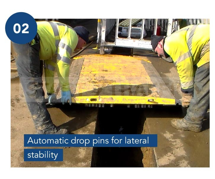Composite Road Plates as an Alternative to Steel Road Plates  Start Traffic Blog