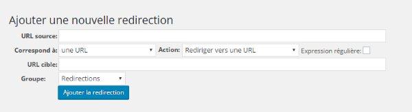 seo plugin wordpress redirection