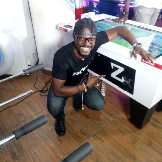 L'innovation dans l'industrie des jeux en Côte d'Ivoire avec Charles Abycè