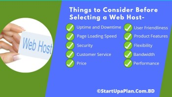 Factors to choose the best web host