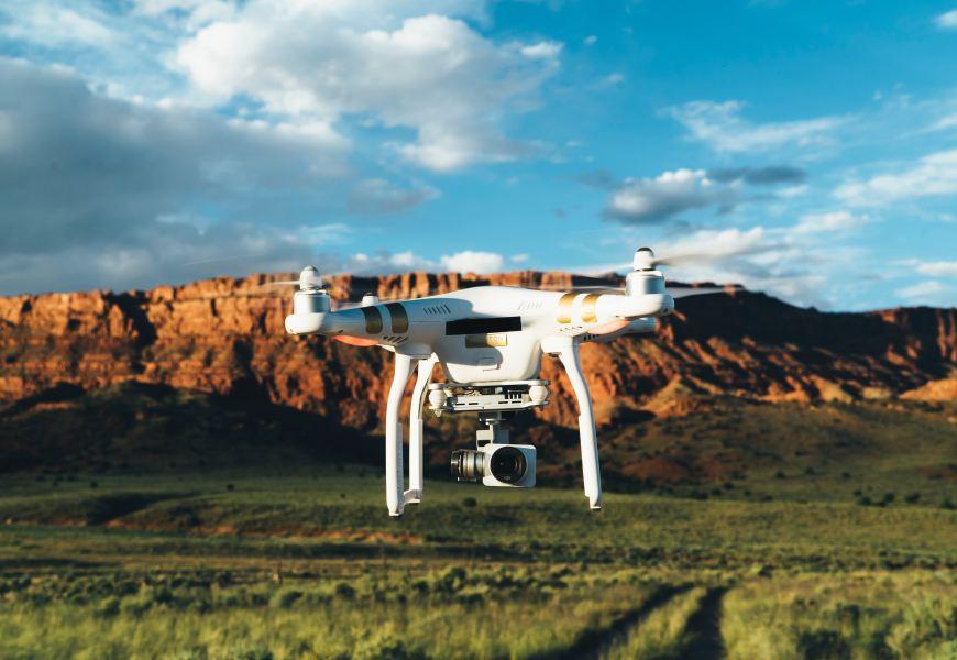 Drone-based solution market set to reach $127 billion