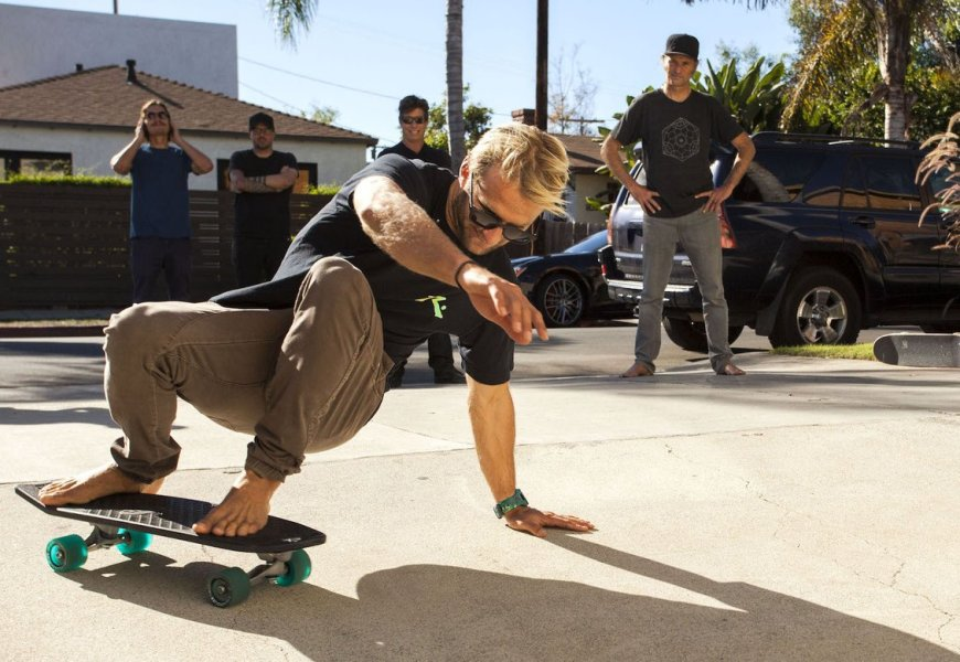 skateboard sustainable