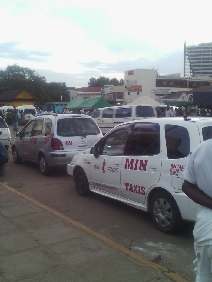 Starting a Taxi Cab Business in Zimbabwe and the Business