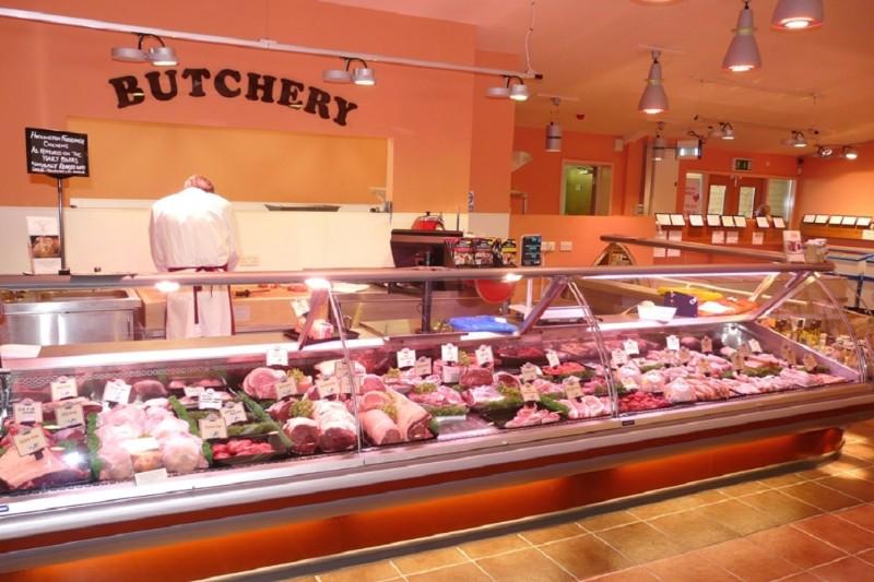 butcher shop building plans