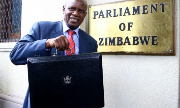 Zimbabwe 2018 National Budget PDF