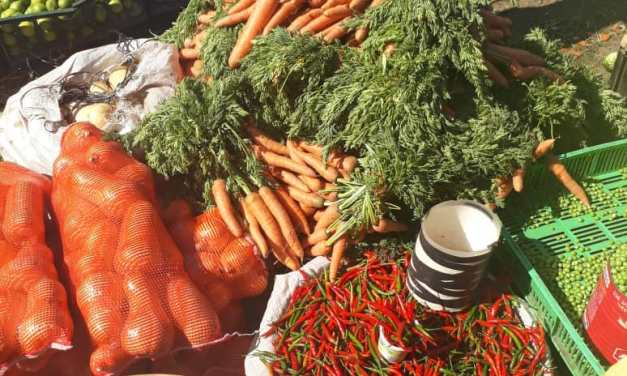 Mbare Musika Agriculture Market Price Update: 16 November 2018