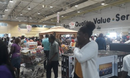OK Mart reopens amid long queues and price increases